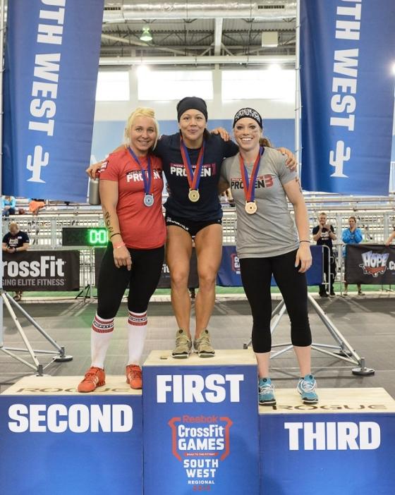 Tiffany Hendrickson 1st, Natalie McLain 2nd, Emmalee Moore 3rd