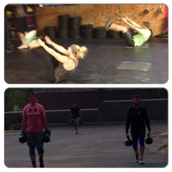 CrossFit is fun for everyone!!