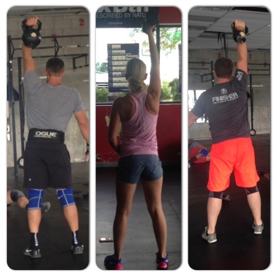 Want something different? Join us every Tuesday and Friday for strength class.